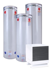 Split Type Hot Water Heat Pump